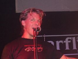 Chris Jericho Of Fozzy by Y2Natalie