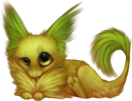 Twiglet very chibi by Peace-Colby