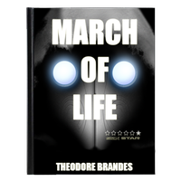 Book Sample Cover (March of Life) by SH9DOW