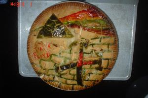 Pink Floyd Pie Postbaked by whoville14