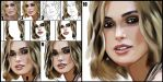 Keira Knightly Tutorial by Wild-Theory