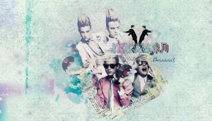 jedward by Quincula