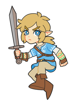 Chibi Link by miesmud
