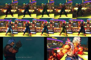 USFIV Violent Ken 10 color pack by monkeygigabuster