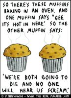 Muffins by TheRealMacabre
