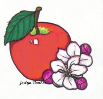 Apple Blossom by MonaLisaSmile23