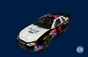 No. 1 Playstation 2 NASCAR by genis97426