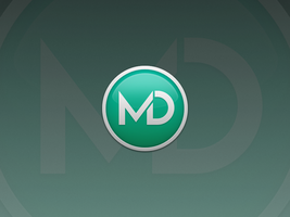 MacDown Icon Replacement by alexkaessner