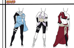 Adoptables-Outfit Set 9 CLOSED by HardyDytonia