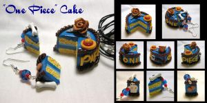 One Piece Cake by okapirose