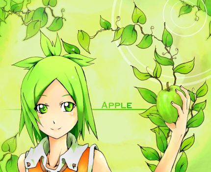 Apple by 7AHO