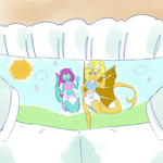 Taped Shut-ABDL by RFSwitched