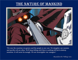 The Nature of Mankind by IAmTheUnison