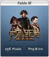 Fable III - Icon 2 by Crussong