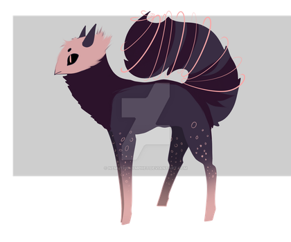 Pebbels Auction Adoptable CLOSED by NemuTheNymphet