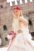 Alethra_ in the castle by CalipsoCosplay