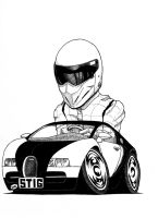 The Stig by bonta