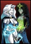 Lady Death and Evil Ernie by Killersha