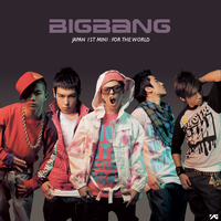 Big Bang - For The World by J-Beom