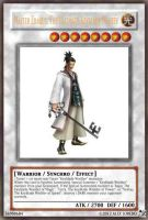 Master Eraqus, The U.K.M. card by A5L