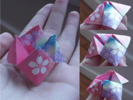 Mini Cootie Catcher by poyoa
