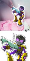 Swindle Paperchild by Tyr44