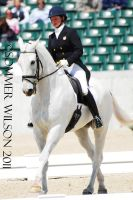 Kim Severson Dressage V by zeeplease
