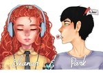 eleanor n park by InvisibleKing