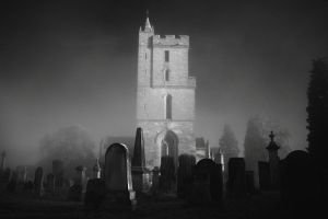 Church of the Holy Rude, Stirling, Scotland II by younghappy