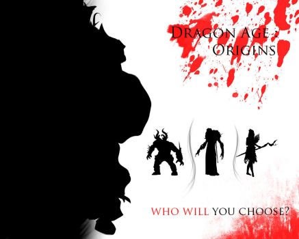 Dragon Age - Who will u choose? by cowalsky