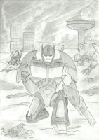 Transformers Prime 14 by Comsing8