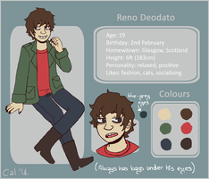 reno reference sheet by Neonbot
