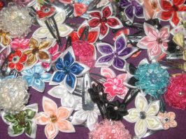 HairClips to be packaged by adilleynn