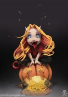 Halloween 2011 by SourAcid