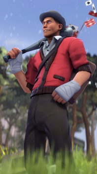 stout scout by coolmemes