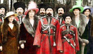 With Cossacks by Sonja-from-Finland