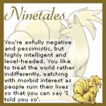Ninetails? Sure why not? by Pikachu-Riolu-Human