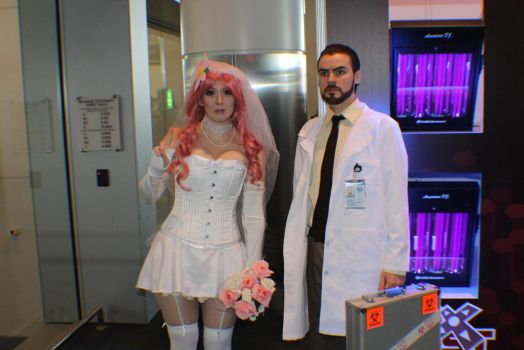 Archer: Krieger and Virtual Girlfriend PAX East by SomniumQuiesco
