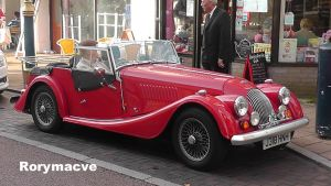 1990 Morgan Plus 8 by The-Transport-Guild