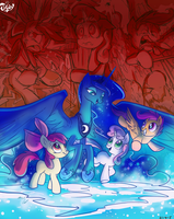 Protection From Our Nightmare by Jowybean