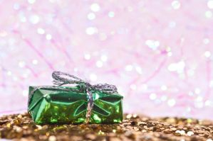 Tiny gift stock by Quinnphotostock
