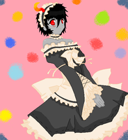 Sixon: Be the adorable maid by OneLoveOneFate