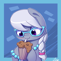 Silver Spoon by JoyfulInsanity
