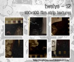 Film strip textures by euphoric-acid