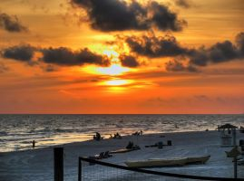 Summer Gulf Coast by dx