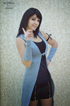 Rinoa Heartilly - Final Fantasy 8 Cosplay by Dragunova-Cosplay