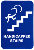 Handicapped Stairs by Xemzero