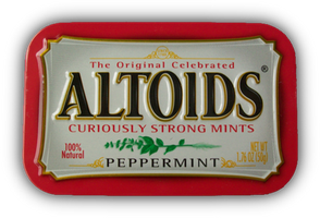 Altoids tin icon by CheeseEnthusiast