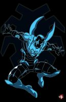 Blue Beetle by WiL-Woods