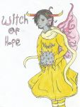 Witch of Hope by HotohoriLOVER
